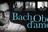 Image for event: Bach Oboe d'amore