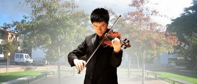 ASQSS Public Concert - Yanghe Yu Plays Bach