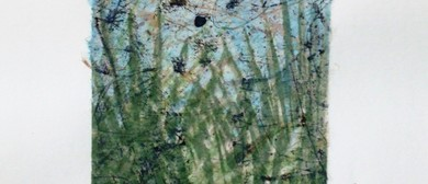 Mixed Media Printmaking - One Day Workshop With Toni Mosley