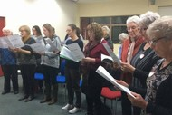 Image for event: Featherston Wahine Singers