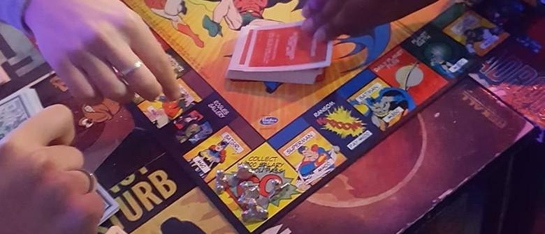 Family Gaming Fun Time