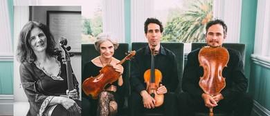 ASQSS Public Concert - Jade Quartet with Edith Salzmann
