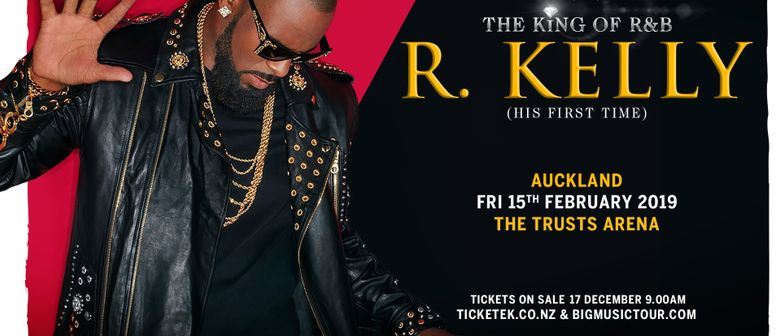 R Kelly - The King of R&B Tour