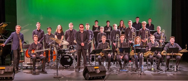The New Zealand Youth Jazz Orchestra