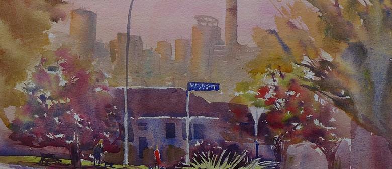Workshop: Impressionist Watercolours