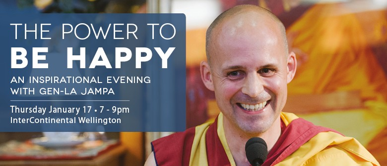 The Power to Be Happy - An Inspirational Evening