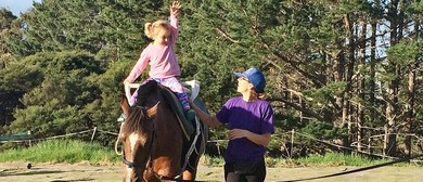 Equestrian Vaulting Session for Ages 6 and Under