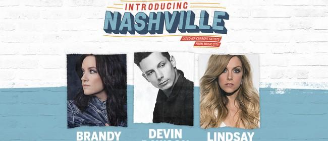 Introducing Nashville: New Artist Series