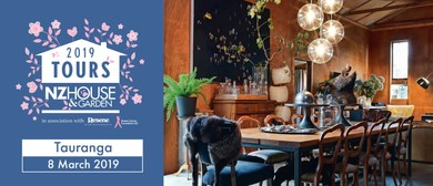 NZ House & Garden House Tours 2019