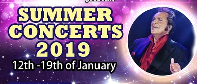 Tribute Summers Concerts 2019