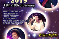 Image for event: Tribute Summers Concerts 2019