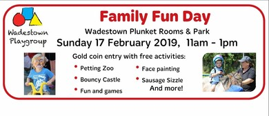 Wadestown Playgroup's Family Fun Day