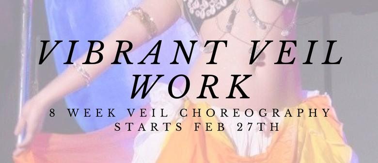 Vibrant Veil Work