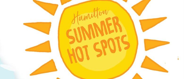 Hamilton Summer Hot Spots