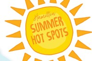 Image for event: Hamilton Summer Hot Spots