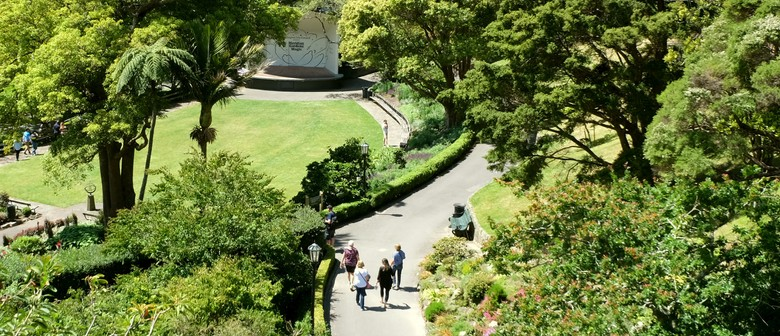 Guided Walk: The Main Garden and its History