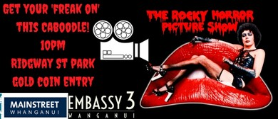 Caboodle - Vintage Outdoor Movie - Rocky Horror Picture Show