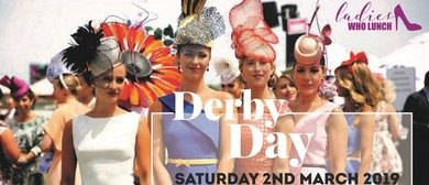 Ladies Who Lunch @ Derby Day Races