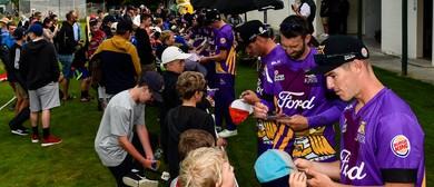 Canterbury Kings Season Launch and Kids Day
