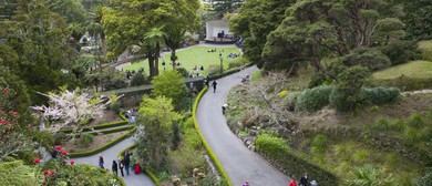 Guided Walk: Plants, Gardens and Music