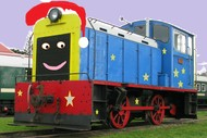 Image for event: Trains Running All School Holidays