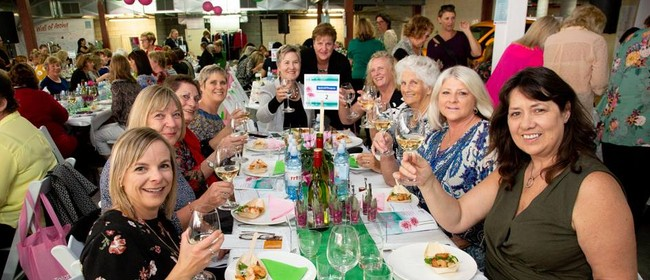 Ladies Lunch for Totara Hospice with Julie Biuso