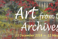 Image for event: Art From the Archives