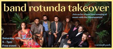 Band Rotunda Takeover - Hipstamatics