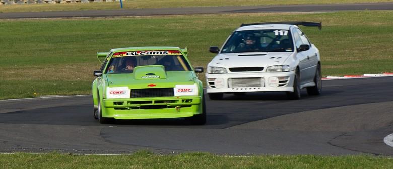 Manawatu Car Club Summer Series Test Day
