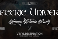 Image for event: Electric Universe - Album Release Party