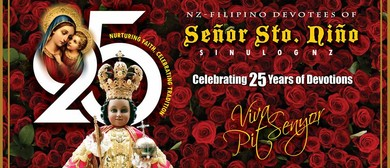 Sinulog In New Zealand - Celebrating 25 Years