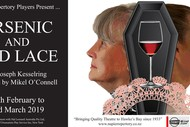 Image for event: Arsenic And Old Lace