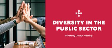 Diveristy Group Meeting: Diversity In the Public Sector