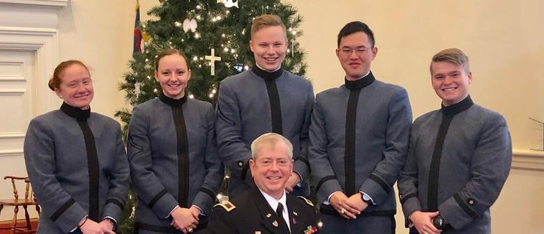 Virginia Military Institute Brass Ensemble Open Air Concert