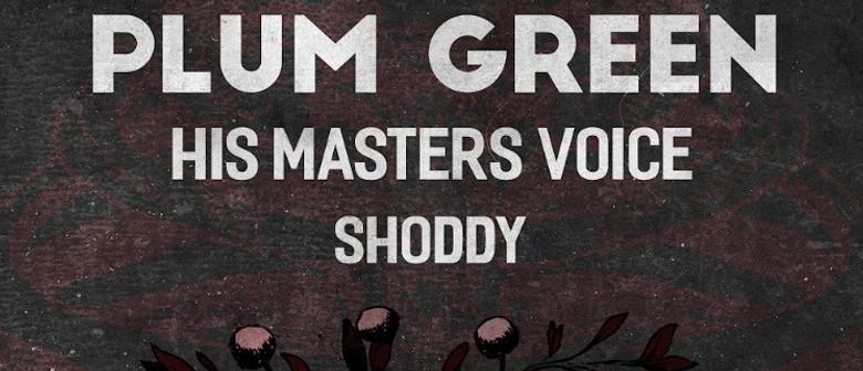 Plum Green - Sound Recordings Album Release