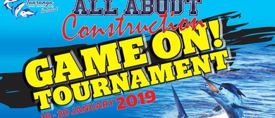 All About Construction - Game On Tournament 2019