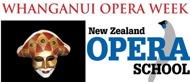 Whanganui Opera Week - Great Opera Moments 2019