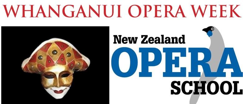 Whanganui Opera Week - Great Opera Moments 2019
