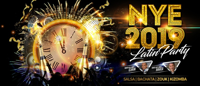 New Years Eve Latin Party