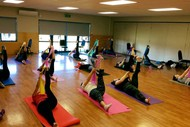 Image for event: Flexi Barre - Yoga, Pilates, Ballet Barre Fusion Classes
