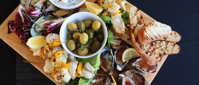 Seafood for A Crowd
