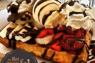 Image for event: The Hot Waffle