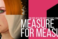 Image for event: Measure for Measure