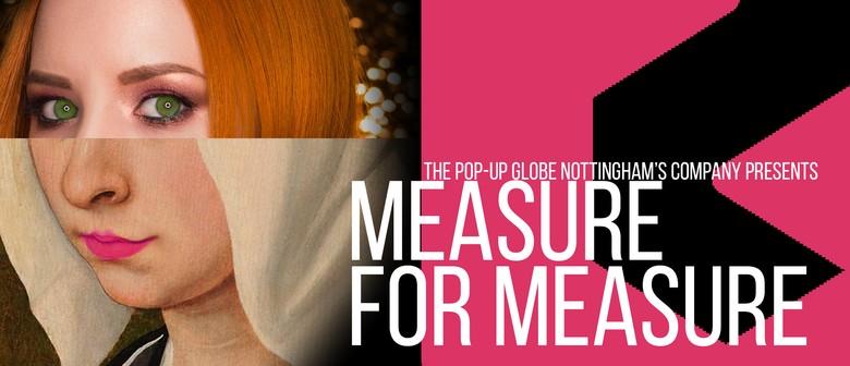 School Matinee Measure for Measure
