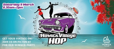 The Howick Village Hop
