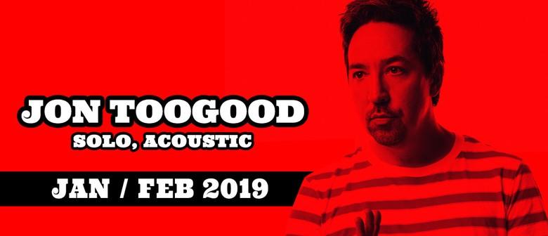 Jon Toogood, Solo Acoustic
