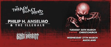 Philip H. Anselmo & the Illegals, TBG Tour: CANCELLED