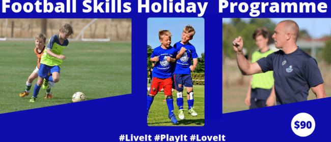 Napier City Rovers Football Skills Summer Programme