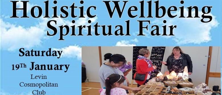 Holistic Wellbeing Spiritual Fair
