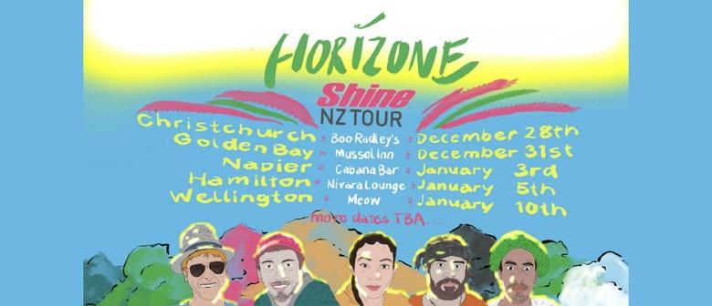 Horizone 'Shine' NZ Tour